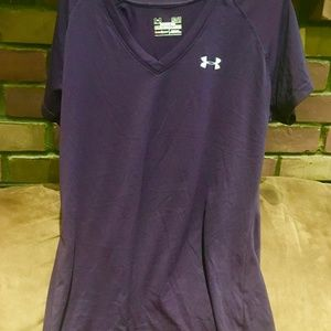 Under Armor - Purple - Semi Fitted